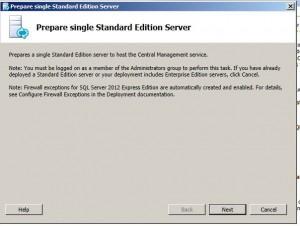 Lync 2013 Prepare Single Server - 1