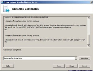 Lync 2013 Prepare Single Server - 2