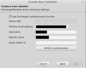 calendar-Perform_autodiscovery